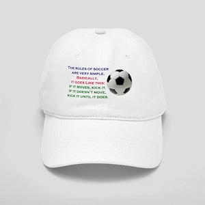 Soccer2 Cap