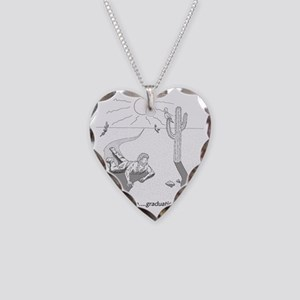 desertgraduation Necklace Heart Charm