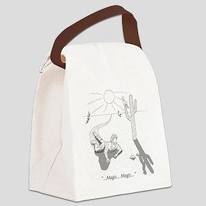 desertmagic Canvas Lunch Bag