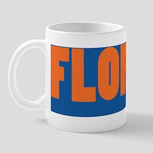 FloridaBlueandOrange Mug