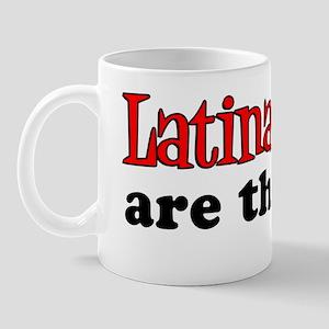 Latina Moms Are The Best Mug