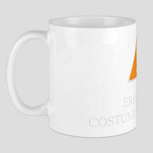 Error 404 Costume dark Mug