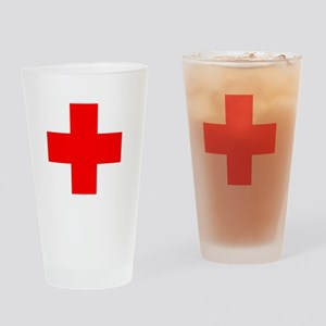 medic copy Drinking Glass