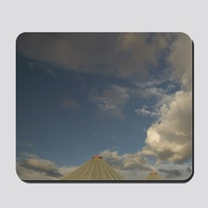 Stand Off: Landscape with Dramatic Sky G Mousepad