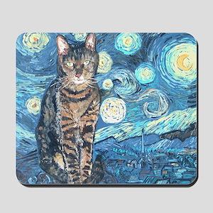 MouseLite StarryCat Mousepad