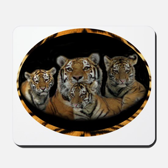 toma and cubs ring Mousepad