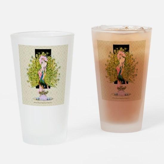 1 JAN 2 V RIVALS LEYENDECKER Drinking Glass