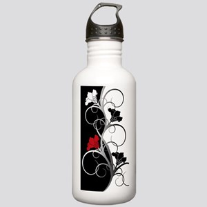 bwflowers3g Stainless Water Bottle 1.0L