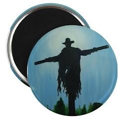Scarecrow 2 Magnet