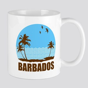 BARBADOS BEACH Mugs