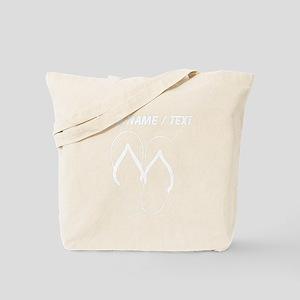 Custom Flip Flops Tote Bag