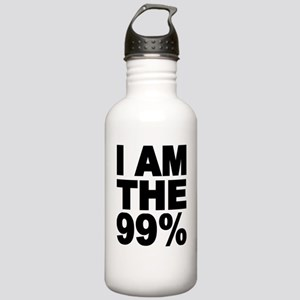 i am the 99% Stainless Water Bottle 1.0L