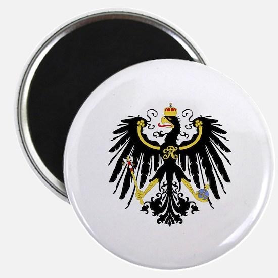 Cute German eagle Magnet