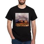 Monument Valley Storm Dark T-Shirt