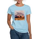 Monument Valley Storm Women's Light T-Shirt