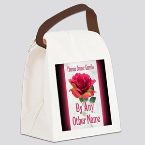 By Any Other Name mouse pad Canvas Lunch Bag