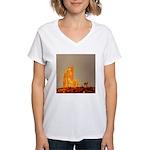 Monument Valley Women's V-Neck T-Shirt
