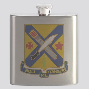 DUI-1stBn2ndInfantry Flask