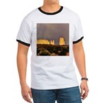 Monument Valley Storm Wall Ringer T