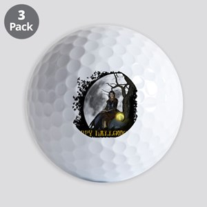 Witch trans2 Golf Balls