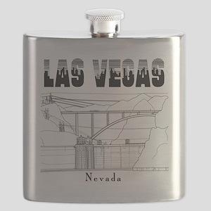 LasVegas_10x10_HooverDam_Black Flask