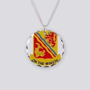 DUI-6th-Bn,-37th-FAR Necklace Circle Charm