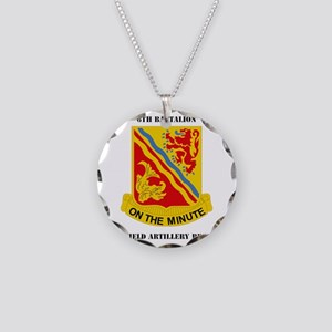 DUI-6th-Bn,-37th-FARwithTex Necklace Circle Charm