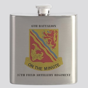 DUI-6th-Bn,-37th-FARwithTex Flask