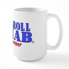 Rock & Roll Rehab Large Mug