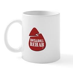 Rock & Roll Rehab Mug