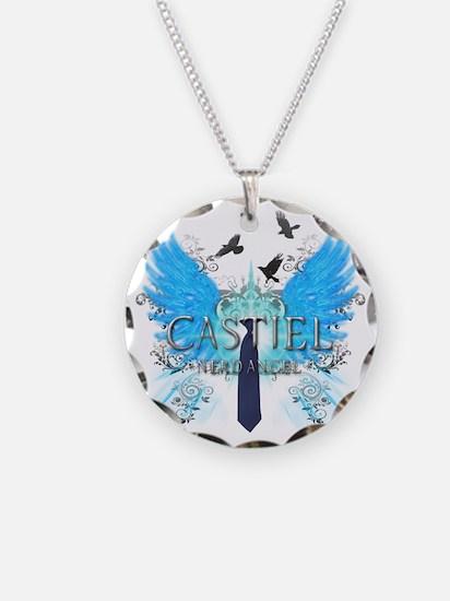 Nerd Angel 2 Necklace