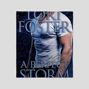 iPad sleeve - A Perfect Storm Throw Blanket