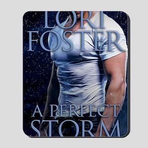 iPad sleeve - A Perfect Storm Mousepad