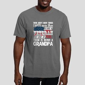 I'm A Veteran And A Grandpa T Shirt T-Shirt