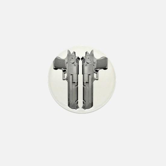 deserteagle_blk Mini Button