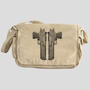 deserteagle_blk Messenger Bag