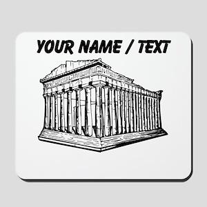 Custom Parthenon Mousepad