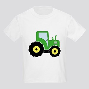 Green toy tractor T-Shirt