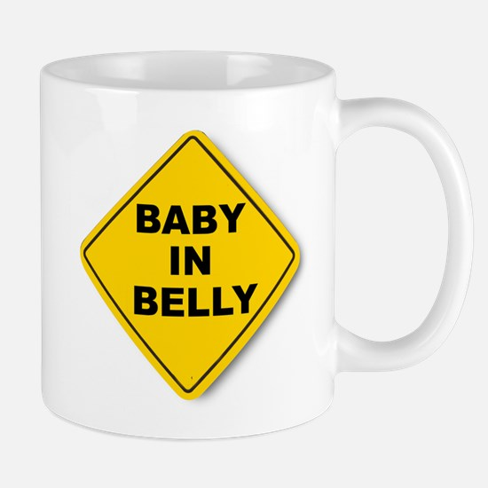 Baby in Belly Mug