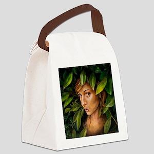 elf girl Canvas Lunch Bag