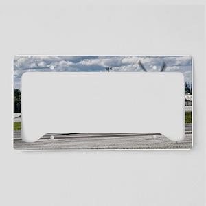 P 51 License Plate Holder