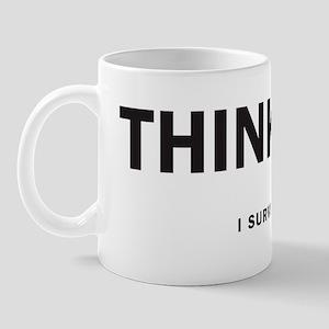 ISURVUVED Mug