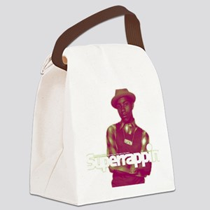 phife_dawg_superrappin-cover_logr Canvas Lunch Bag
