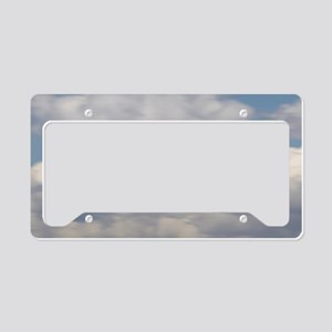 P 51 Mustang License Plate Holder