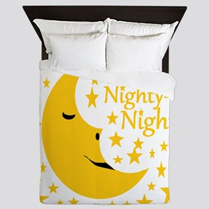 nighty-night Queen Duvet