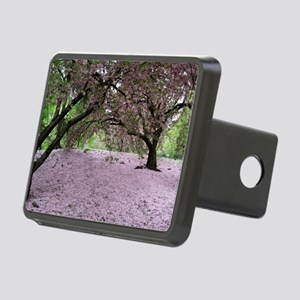 FallenCherryBlossomsMP Rectangular Hitch Cover