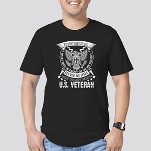 Proud To Be A U.S Veteran T Shirt T-Shirt
