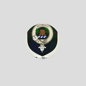 MacEwan Clan Crest Tartan Mini Button (10 pack)