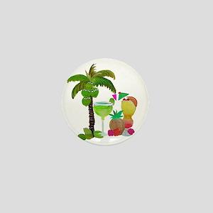 Tropical Flavors Mini Button