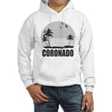 Coronado beach Light Hoodies